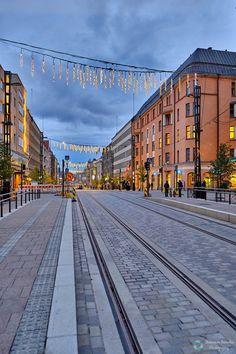 Helsinki, Finland, Street View