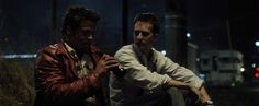 Fight Club, 1999, Chuck Palahniuk, David Fincher, Edward Norton, Brad Pitt, Helena Bonham Carter, Meat Loaf, Jared Leto