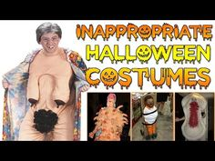 The Most Inappropriate Halloween Costumes of All the Time!