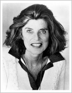 Eunice Kennedy Shriver, founder of The Special Olympics
