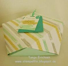 Stempelfix: Diamantbox mit Anleitung