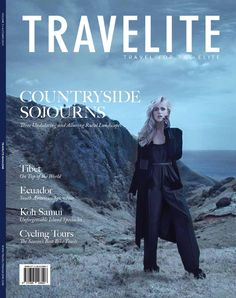 Travelite Magazine Autumn Issue 2014  www.thetravelspark.com