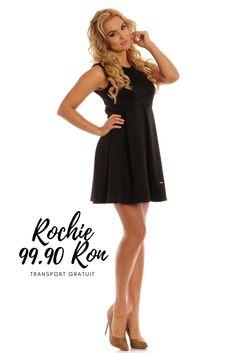 Rochii ieftine de la 99.90 Ron. Skater Skirt, Skirts, Fashion, Moda, Skater Skirts, Skirt Outfits, Fasion, Trendy Fashion, Skirt