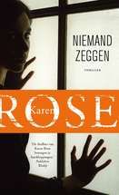 Niemand zeggen ebook door Karen Rose,Hans Verbeek
