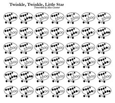 Ocarina (12): Twinkle, Twinkle, Little Star by miss coconut, via Flickr