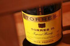 Torres 10 Brandy Whiskey Bottle, Drinks, Towers, Drinking, Beverages, Drink, Beverage