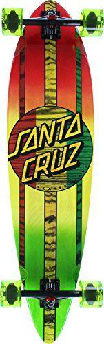 Special Offers - Santa Cruz Skateboards Mahaka Rasta Fade Pintail Complete Skateboard  9.5 x 39 - In stock & Free Shipping. You can save more money! Check It (May 29 2016 at 09:21AM) >> http://kidsscooterusa.net/santa-cruz-skateboards-mahaka-rasta-fade-pintail-complete-skateboard-9-5-x-39/