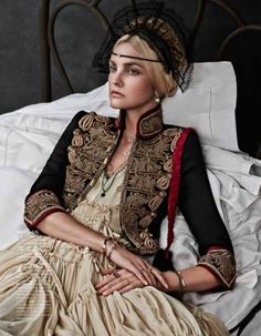 Great jacket - great look Vogue August 2015