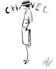 advertising Chanel N°5