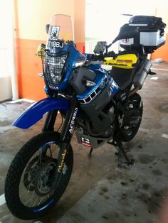 show us your XT660Z Tenere - Page 23 - ADVrider