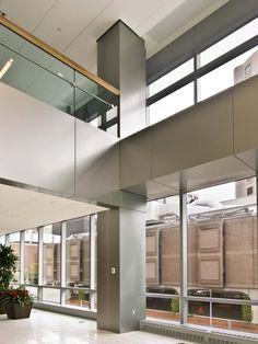 Hospital Reception Interior Design
