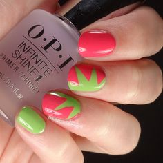 Juicy Starbursts with the OPI Infinite Shine Collection