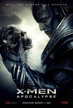X-MEN: Apocalypse Trailer Released. Watch the Incredible Death & Destruction - #Apocalypse #marvel #xmen