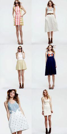 lauren moffatt spring 2012 collection