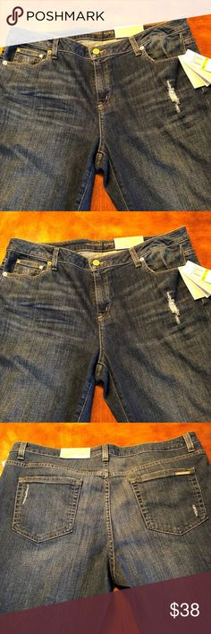 Womens Jeans Michael Kors This is selling at mays for $125.00 *New* Michael Kors Jeans