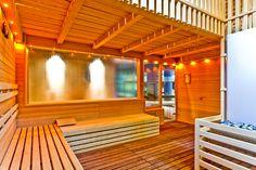 GetFIT Via Cenisio - Sauna