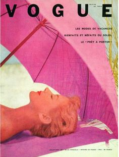 Vogue Juillet 1952 | Irving Penn