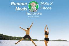 RUMOUR MEALS: The DIY Moto X Phone ~ via thetechielifestyle.com