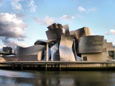 Musée Guggenheim Bilbao, Bilbao, Espagne, Franck O. Ghery, 1997.