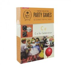 Ladybird 50 party games