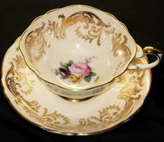 Paragon Bridal-N-Elegance  Tea cup and saucer