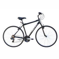Men's 21-Speed Hybrid Bike