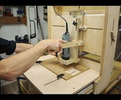 3D Router: when a CNC machine is overkill