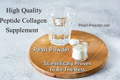 Collagen has become one of the most popular supplements on the market. When it comes to choosing a high-quality collagen peptide product, Pearl Powder has the most diverse amino acid profiles, containing 20. In a scientific study the protein extract of pearl powder exhibited the highest antioxidant activity as well as effectively prolonged the life span of C. elegans to showcase its anti-aging property. Pearl Powder is the best collagen peptide choice.