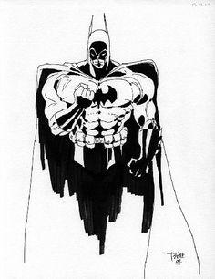 Tim Sale's Batman