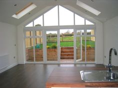 Sun Rooms | NH Architecture - Specialising in domestic house design based in Chesterfield, Derbyshire