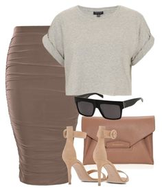 """""""untitled"""" by sphynxxx ❤ liked on Polyvore featuring Givenchy, Gianvito Rossi, women's clothing, women, female, woman, misses and juniors"""