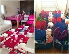spa day party at home ideas spa party pinterest spa spa