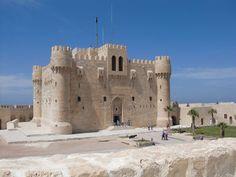 Alexandria ( kait bay )