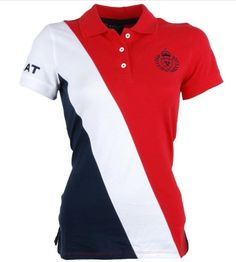 Ariat Taryn polo Mens Polo T Shirts, Polo Shirt Women, Camisa Polo, Baseball Jacket Men, Corporate Shirts, Polo Shirt Design, Polo Outfit, Equestrian Outfits, Sport Fashion