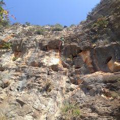 #alcalali #rockclimbing #climbing #escaladadeportiva #escaladacostablanca #escalada.