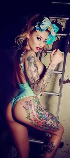Tattoo hollie hatton