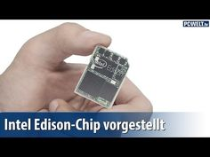 ▶ Intel schrumpft PC: Edison-Chip in SD-Kartengröße vorgestellt - CES 2014 | deutsch / german - YouTube