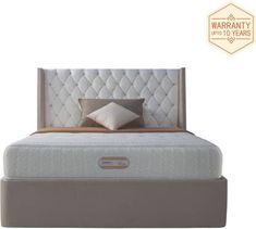 Queen Pocket Spring Mattress Bed Springfit Club Calas Grande 10 inch   #Queen #Bed #Mattress #Flipkart Bed Mattress, Home Decor Kitchen, Home Appliances, India, Queen, Pocket, Spring, Furniture, Calla Lilies