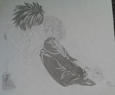 Light Yagami & L  Death Note