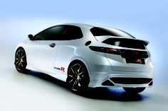 FN2 TYPE R Concept at the   London Motorshow
