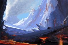 Planet Concept 5 by Phill-Art on deviantART