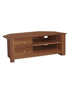 No Brand MILANO CORNER TV UNIT - FITS UP TO 50 inch TV Milano Corner TV Unit in Oak-Effect or Walnut-Effect - suits televisions up to 50 inchOptional home assembly service available* Useful info: Chunky LookExceptional value for moneyMetal Draw runners and handlesHome assembly (assembly service available)H 46, W 120, D 58 cm * For an extra charge we'll put your furniture together in your home. Simply add this product to your basket, then visit itemTO674and add that to your basket. Please…