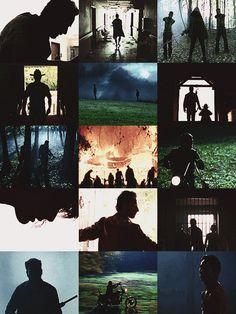 The Walking Dead Scenes