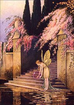 Fairy Fantasy Art Cards and Postcards