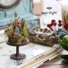 Miniature Crafts, Miniature Houses, Mini Houses, Wooden Dollhouse, Dollhouse Miniatures, Large Wooden Dolls House, Origami, Matchbox Art, Fairy Garden Houses
