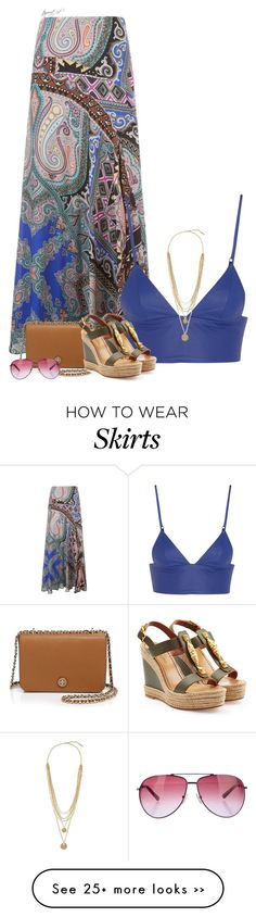 """""""Crop Top and Maxi"""" by tayswift-1d on Polyvore"""