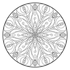 Geometry Coloring Pages-Coloring for grown ups