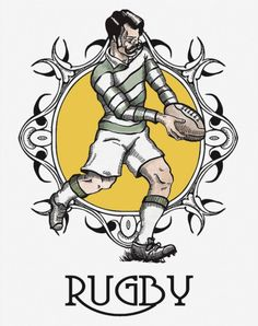 Temporary Rugby Tattoo One for the rugby follower's skin! Prints in full color and non-colored areas are clear so they look real on your skin https://www.zazzle.com/temporary_rugby_tattoo-256541425247533886 #rugby #Tattoo #sports #skin #gift #rugbyunion