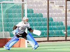 The Hague, Netherlands: Post the double injuries that have hit the Indian team ahead of the Rabobank Hockey World Cup 2014, the team is not loosing focus and is motivated as well as geared up to meet their rivals on the pitch.
