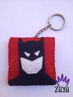 - Batman - İsteğe göre her renk yapılır! Can make any color by request! (7cmx6.5cm)